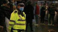 Jungtinės Karalystės policija (nuotr. SCANPIX)