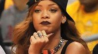 Rihanna (nuotr. Alloverpress.ee)