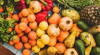 Sezoninės daržovės