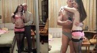 Dėstytojo ir nepilnametės meilės istoriją okupuotame Donecke apkartino erotikos skandalas (nuotr. VK.com)