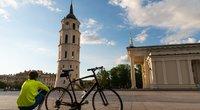 Vasara Vilniuje (nuotr. Fotodiena/Justinas Auškelis)