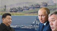 Rusijos ir Kinijos karinė galia šiurpina: tačiau į akis krinta ir silpnybės (nuotr. SCANPIX) tv3.lt fotomontažas