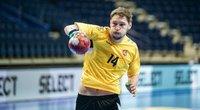 Europos rankinio čempionato atrankoje – Lietuvos pralaimėjimas Izraeliui (nuotr. LRF)