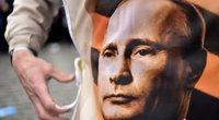 Putino reitingai braška: istorija rodo, kad saugiai negali jaustis nė viena kaimynė (nuotr. SCANPIX)