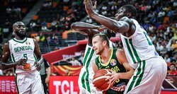Triuškinimų efektas: ar derėtų maišyti su žemėmis naujausią FIBA sistemą?