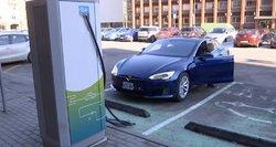 4 tūkst. eurų už elektromobilius lietuvių nevilioja: ekspertai sako, kad suma mažoka