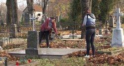 Geri darbai Panevėžyje: kapus prieš Vėlines tvarko nuteistosios