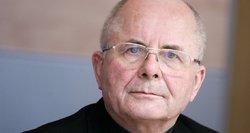 Kardinolas Tamkevičius apie pirmąsias Kūčias nelaisvėje: teko džiaugtis žuvų konservais