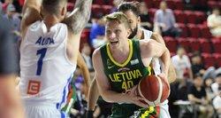 Įvertino Lietuvos vyrų krepšinio rinktinę: daug lems vienas reikšmingas faktorius