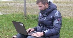 """Orestas baigė studijas Danijoje ir grįžo į Lietuvą: """"Tikiuosi 600 eurų į rankas"""""""