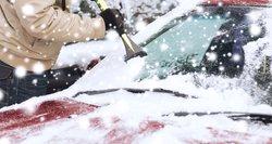 Žiemiška žinia vairuotojams: pasiruošimui reikės ir senų laikraščių