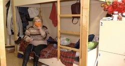 Daugėja netekusių namų: per karantiną žmonės prarado pajamas, su jomis – ir pastogę