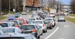 Skaistė: automobilių taršos mokesčio peržiūra yra reikalinga