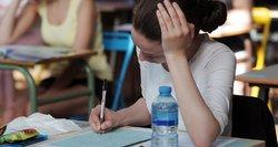 Praėjus dienai po svarbiausio egzamino, mokiniai nenurimsta: tik dabar galiu kalbėti