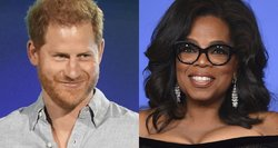 Princas Harry ir toliau stebina: kartu su Oprah kurs laidą, atviraus apie išgyvenimus