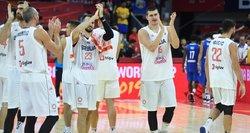 Serbijos krepšinio atgimimas: pergalinga rinktinė, kuriai pritrūksta to vieno žingsnio