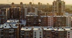 Pučiantis NT burbului, nuosavas būstas gali tapti turtingųjų privilegija