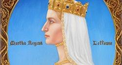 Karalienė Morta – mylima ir įtakinga karaliaus Mindaugo patarėja