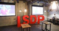 Socialdemokratai baigia kelti kandidatus į pirmininkus