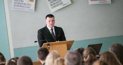 Kandidatas į Seimą pribloškė darželio vadovę: kodėl turėčiau už jį agituoti?