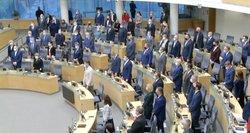 Seime – sumaištis dėl Covid-19 ir smūgis valstiečiams