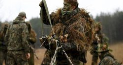 Lenkija ruošia partizanus