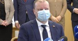 """Valdantieji netiki, kad Skvernelis taps lyderiu: """"Bus Ramūnas Karbauskis"""""""