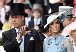 Princo Williamo dovana žmonai atima žadą: galėjo kainuoti net 12 tūkstančių