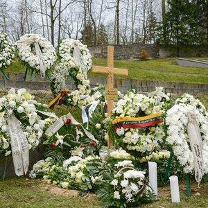 Vilniuje palaidotas Seimo narys, signataras Kęstutis Glaveckas