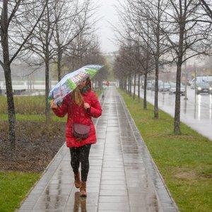 Šiluma plūsta į Lietuvą, tačiau sinoptikai atviri – užklups perkūnija