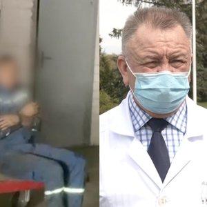 Gydytojas apie nukentėjusius per sprogimąKlaipėdoje: 2 būklė sunki – apdegė trachėjas bei plaučius