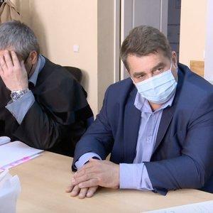 Dėl kaltinimų kyšiu per festivalįKupiškio rajono savivaldybės meras – teisme