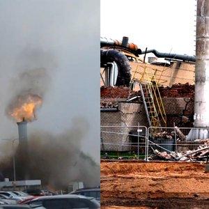 Sprogimo Klaipėdoje sužalotų vyrų būklė sunki: vienas apdegė daugiau kaip 90 proc. kūno