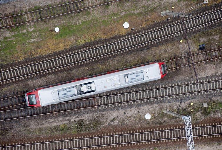 Traukinys (nuotr. Fotodiena.lt)