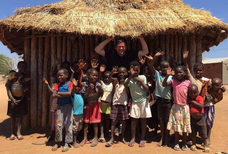 UNICEF misija Mozambike (nuotr. TV3)
