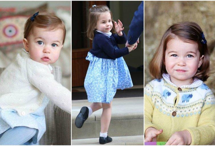 Princesė Charlotte (tv3.lt fotomontažas)