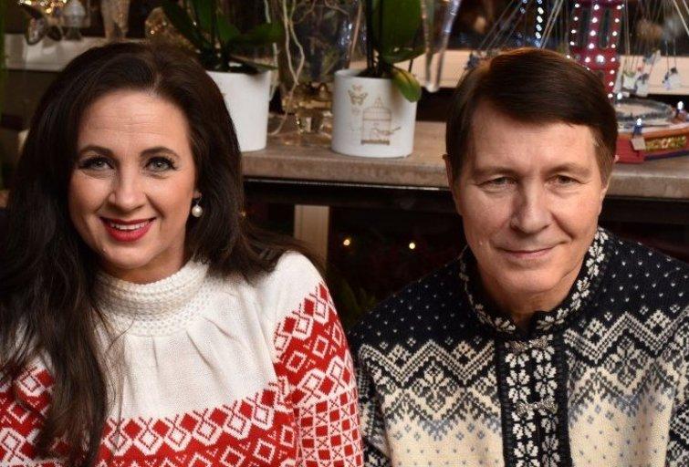 Ingrida, Liveta ir Petras Kazlauskai (nuotr. Dovilės Adamonytės)