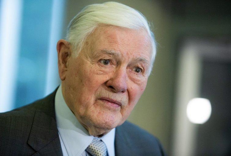 Valdas Adamkus (Greta Skaraitienė/Fotobankas)