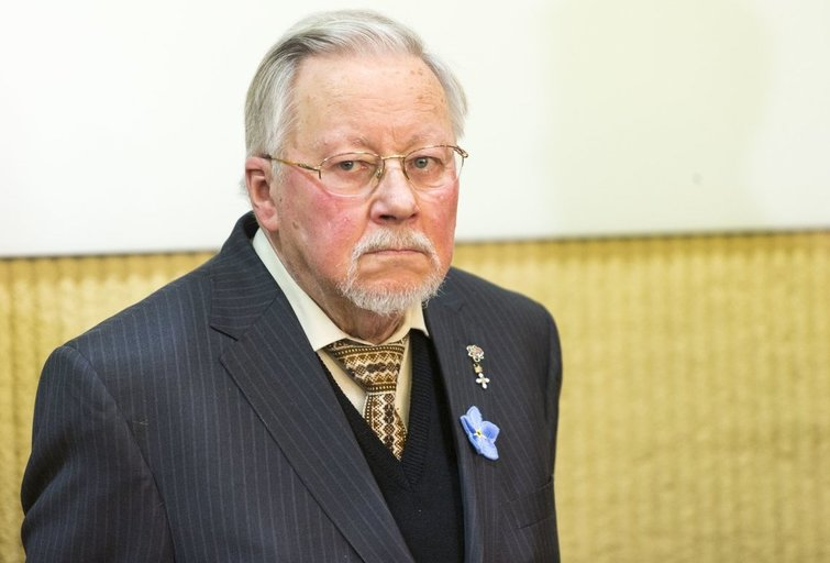 Vytautas Landsbergis (nuotr. Fotodiena.lt)