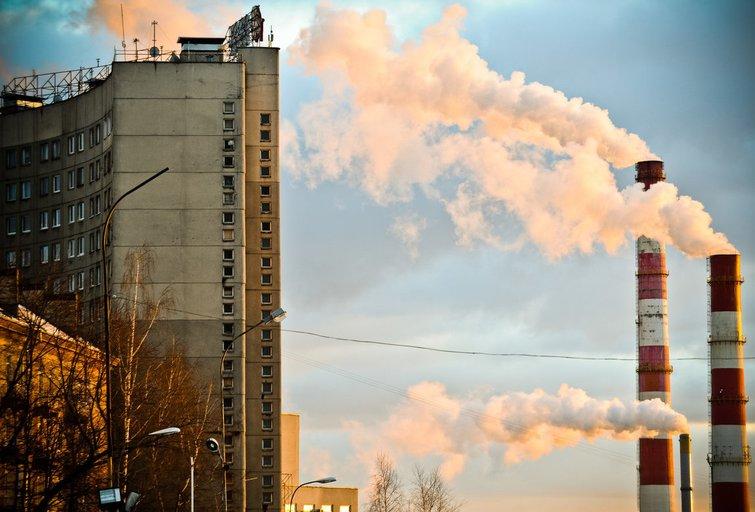 Šilumos ūkis (nuotr. Fotodiena.lt/Karolio Kavolėlio)