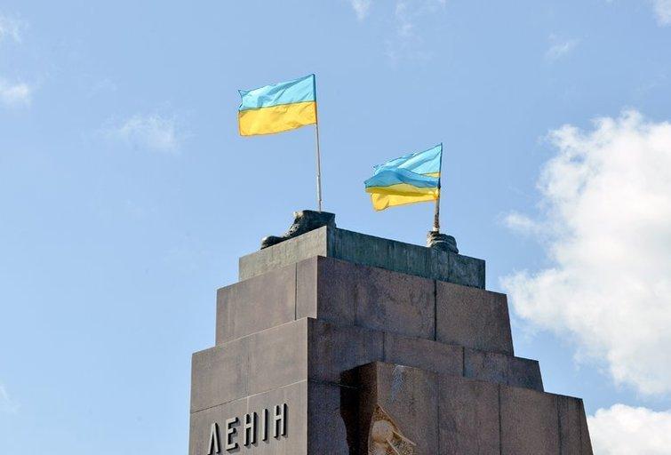 Ukrainoje artėjant rinkimams žlunga trapios paliaubos (nuotr. SCANPIX)