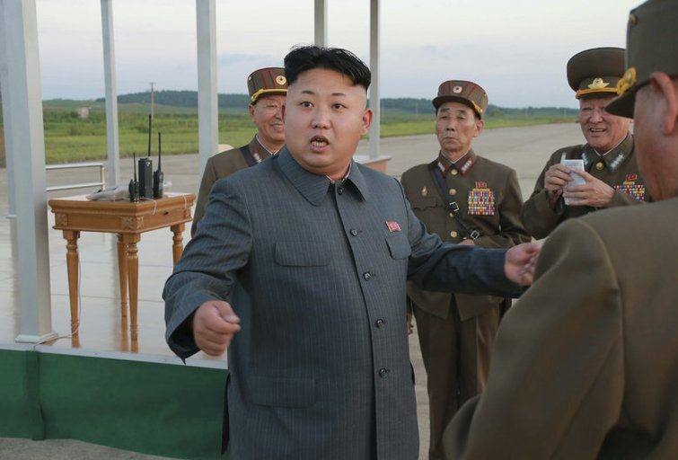 Amerikiečiui nepavyko aplankyti Kim Jong Uno (nuotr. SCANPIX)