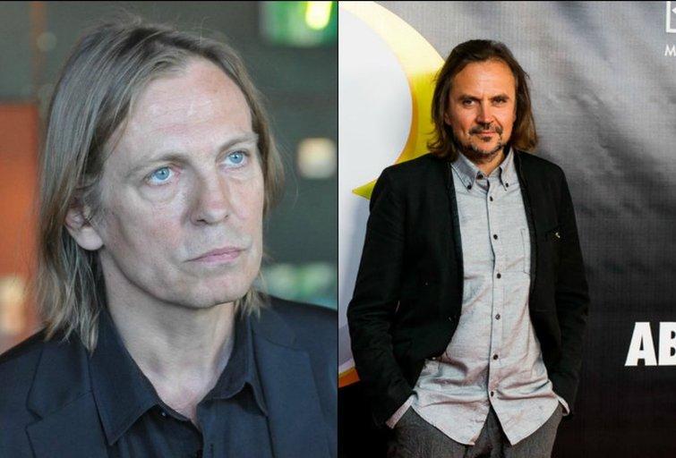 Šarūnas Bartas ir Oskaras Koršunovas (tv3.lt fotomontažas)