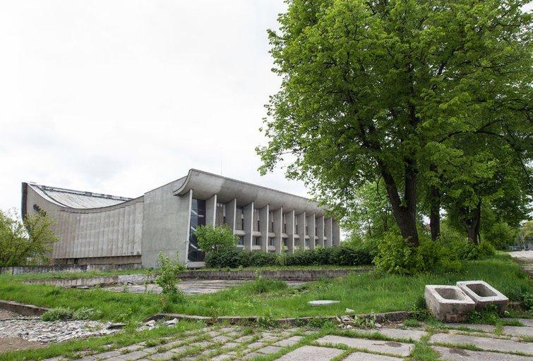 Sporto rūmai (nuotr. BFL / V. Skaraitis)