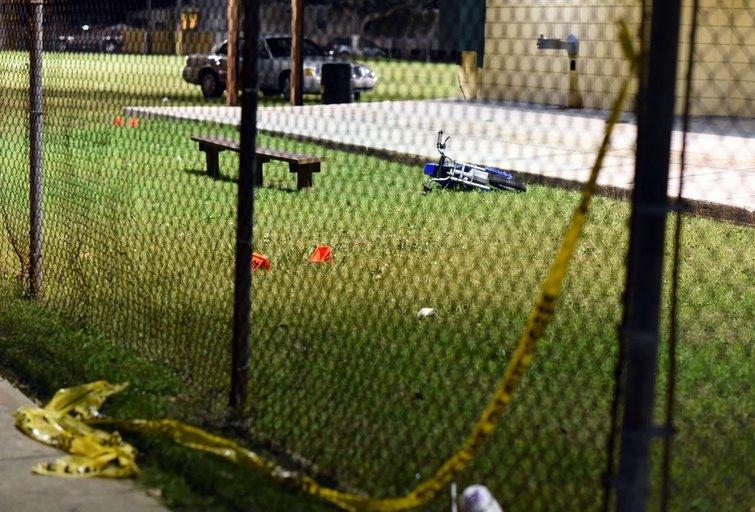 Šaudynės parke (nuotr. SCANPIX)