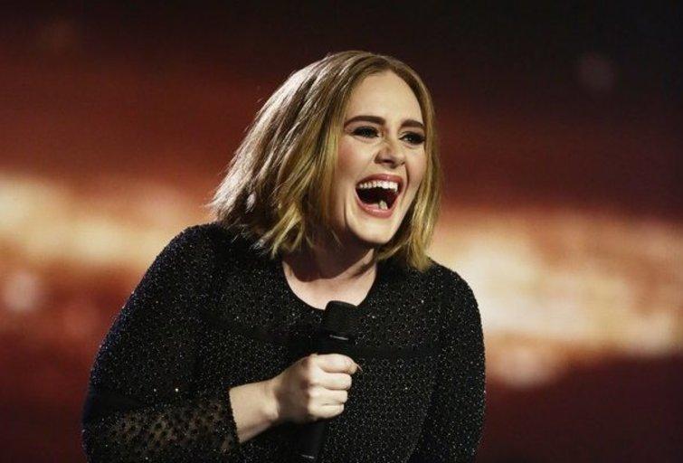 Adele (nuotr. Vida Press)