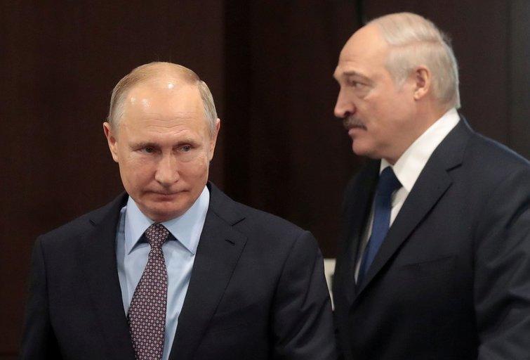 Baltarusijos žaidimas su Kremliumi: rusiškos naftos atsisakymas reikštų katastrofą Lukašenkai (nuotr. SCANPIX)