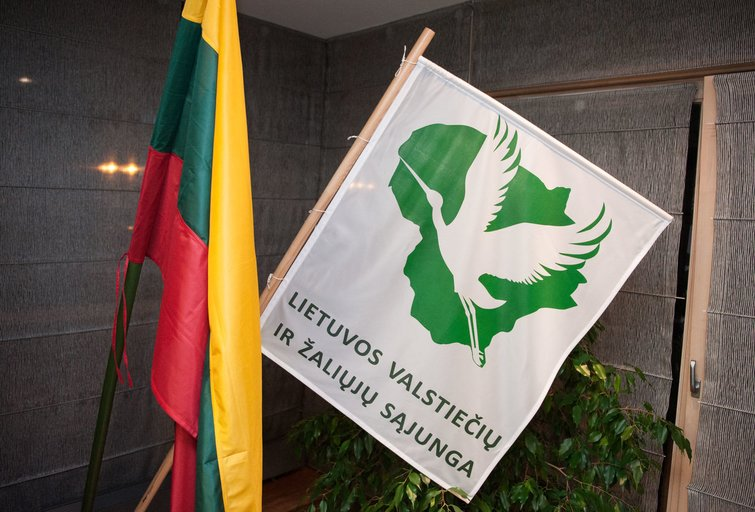 Lietuvos valstiečių ir žaliųjų sąjunga (nuotr. Fotodiena.lt)
