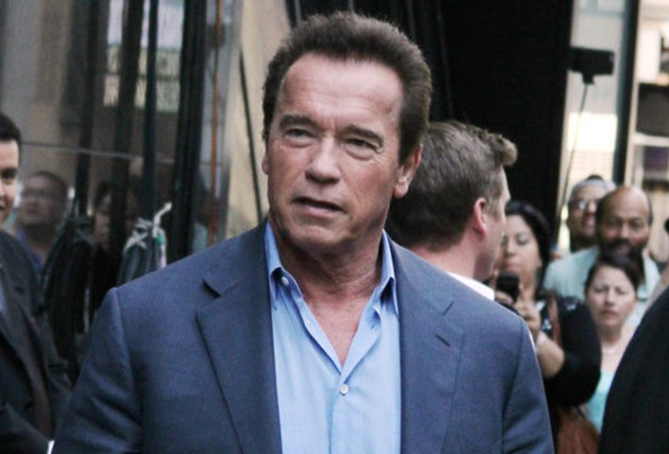 Arnoldas Schwarzeneggeris, 2015 m.  (nuotr. Vida Press)
