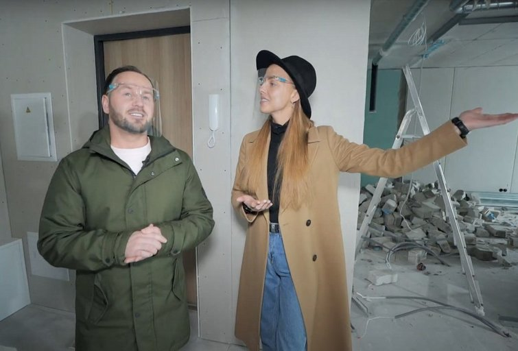 """""""5 žvaigždučių būstas""""  (nuotr. TV3)"""